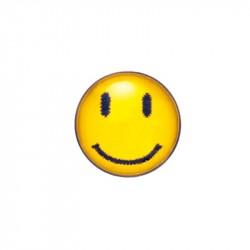 Smiley,  acier