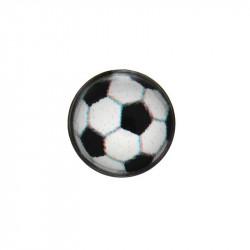 Ballon de foot,  acier