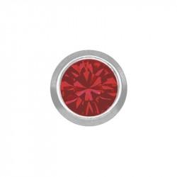 Serti clos rouge 3mm