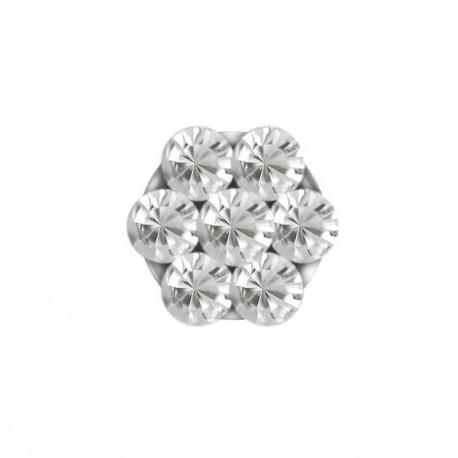 Baby box daisy cristal