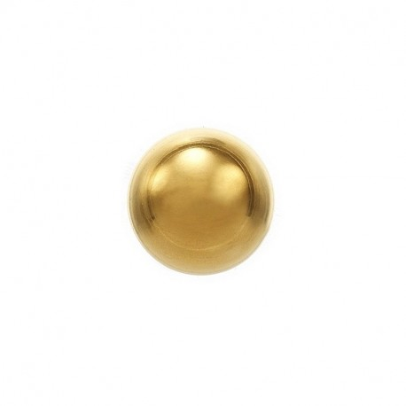 Boule 3mm ,  or jaune