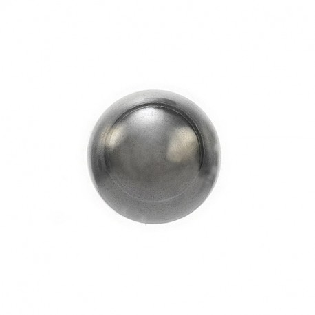 Boule 4mm ,  or blanc