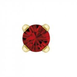 Cristal rubis 3mm