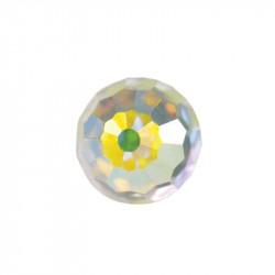 Boule cristal irisé 4.5mm