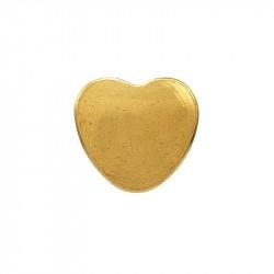 Cœur,  doré