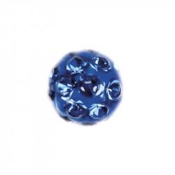 Fireball bleu,  acier